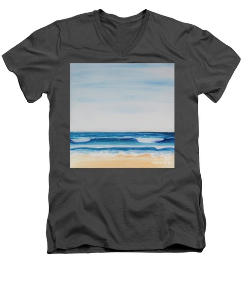 Reoccurring Theme Men's V-Neck T-Shirt
