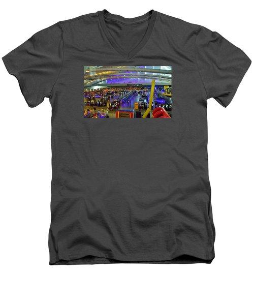 Replay Fx 2015 #1 Men's V-Neck T-Shirt