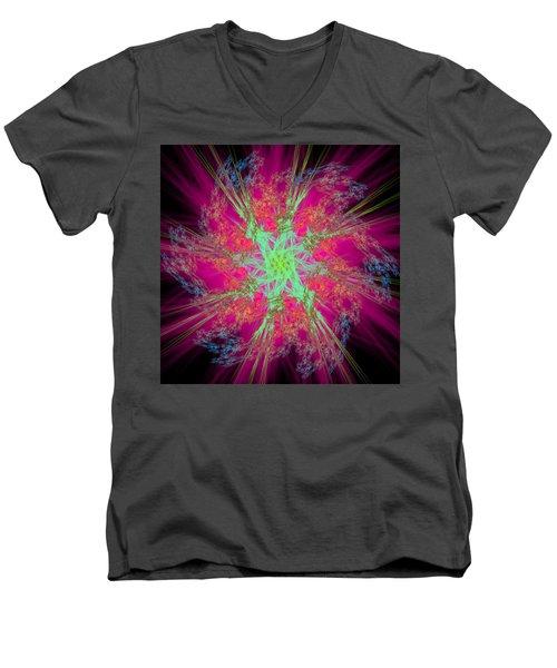Reprovideo Men's V-Neck T-Shirt