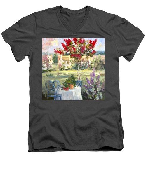 Rest Men's V-Neck T-Shirt