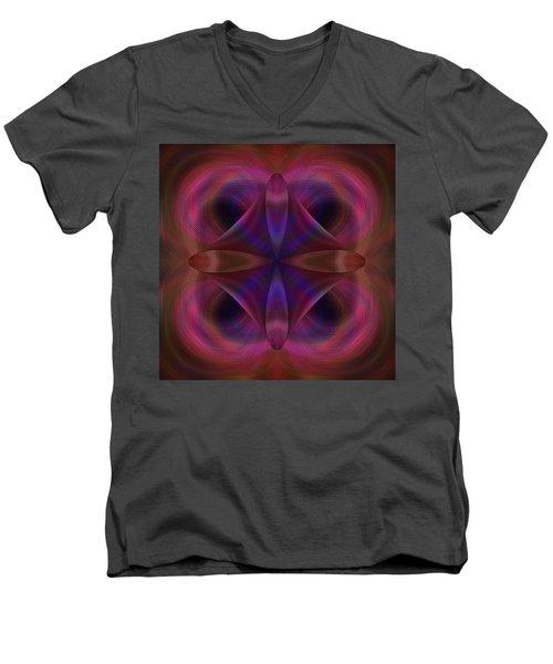 Resurrection Of The Heart Men's V-Neck T-Shirt