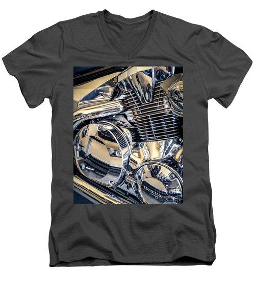 Revved Men's V-Neck T-Shirt