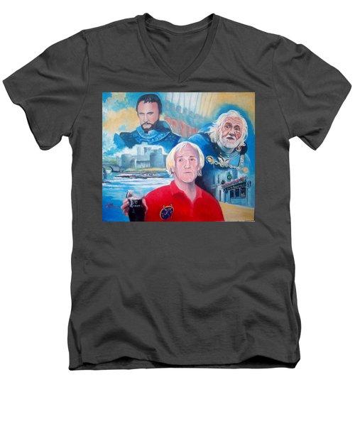 Richard Harris Men's V-Neck T-Shirt