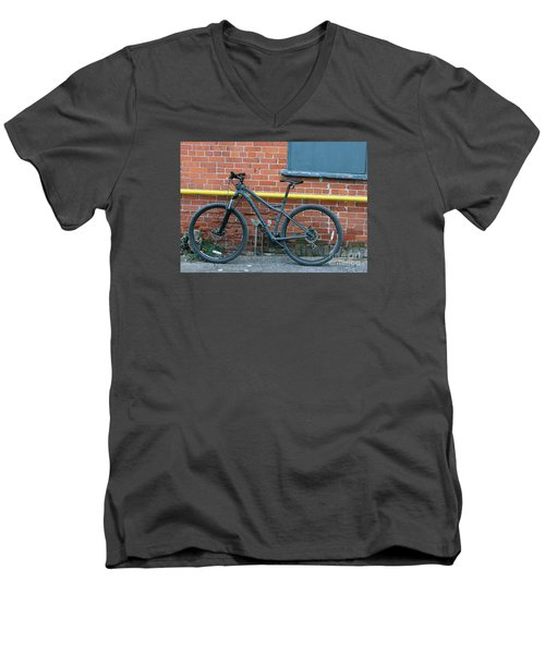 Rider Men's V-Neck T-Shirt
