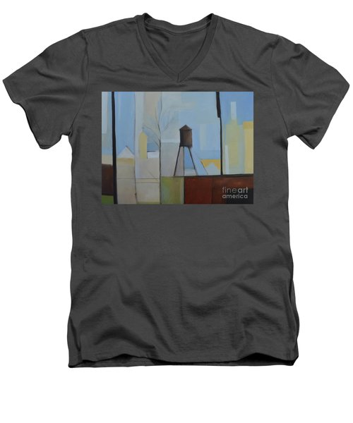Ridgefield Men's V-Neck T-Shirt