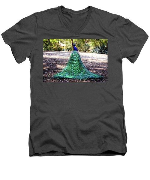 Right Behind You Men's V-Neck T-Shirt