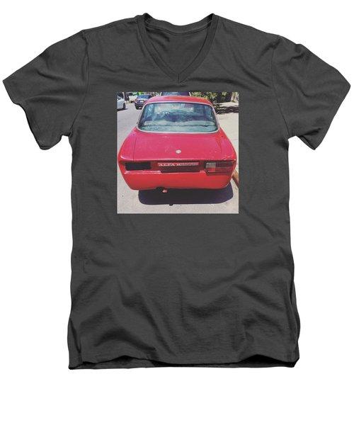 Right On ...  Men's V-Neck T-Shirt