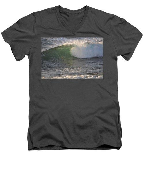 Rip Curl Men's V-Neck T-Shirt