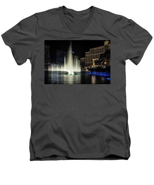 Rise Men's V-Neck T-Shirt
