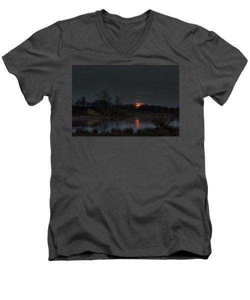 Risen Men's V-Neck T-Shirt