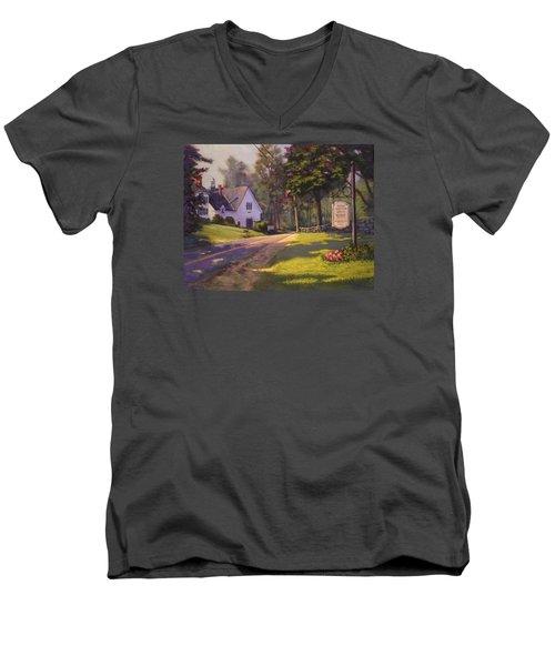 Road Home Men's V-Neck T-Shirt