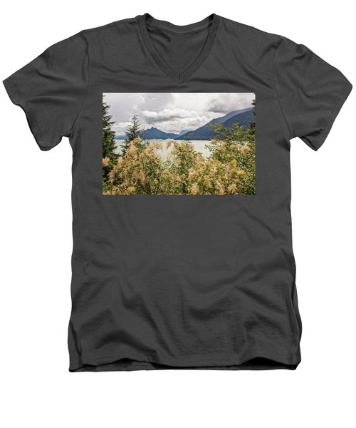 Road With A View Men's V-Neck T-Shirt