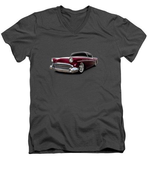 Roadmaster Men's V-Neck T-Shirt