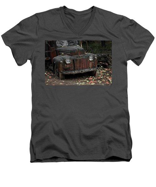 Roadside Jewel Men's V-Neck T-Shirt
