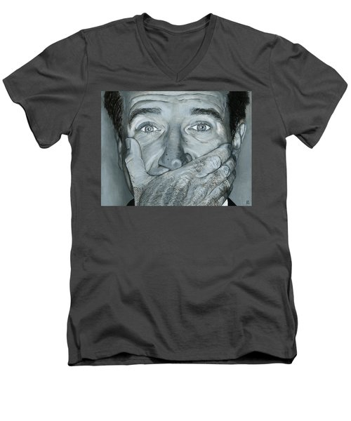 Robin Williams Men's V-Neck T-Shirt