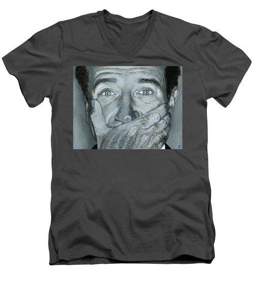 Robin Williams Men's V-Neck T-Shirt