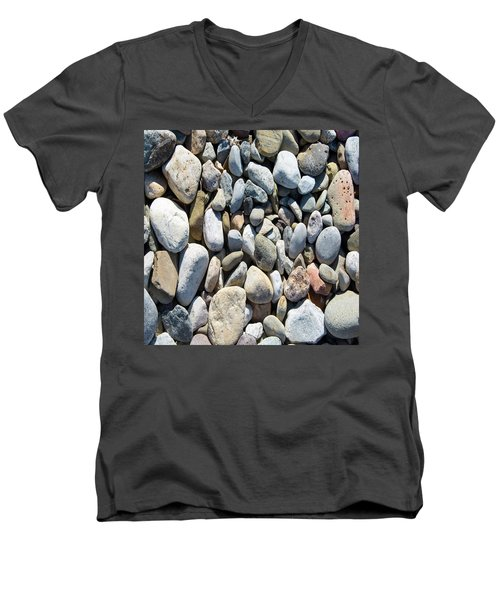 Rock Collection Men's V-Neck T-Shirt