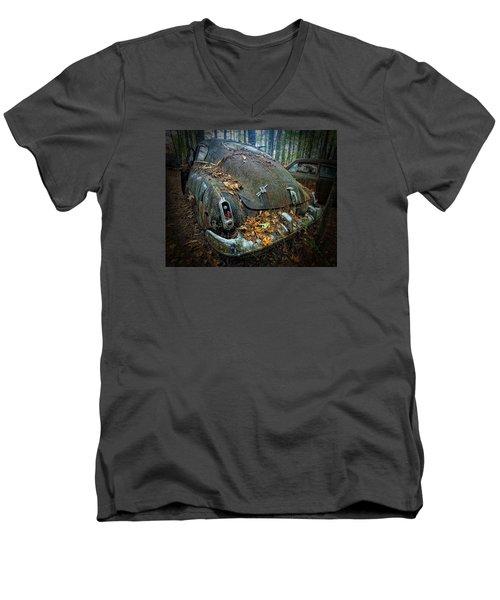 Rocket 88 Men's V-Neck T-Shirt