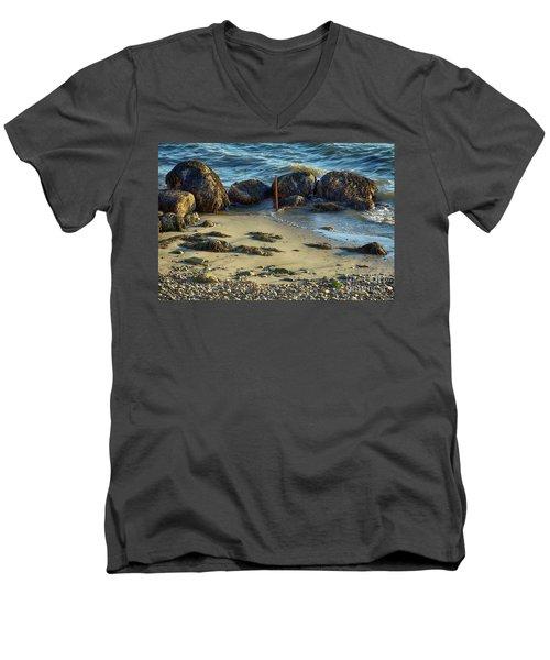 Rocky Formation Men's V-Neck T-Shirt
