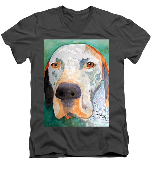 Roger Men's V-Neck T-Shirt