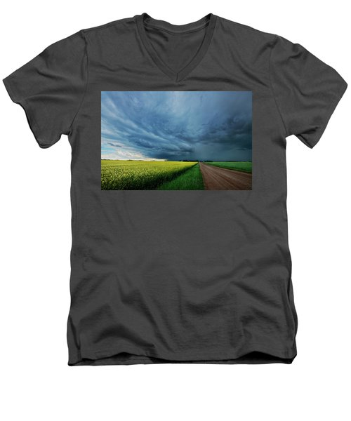 Rolling Storm Men's V-Neck T-Shirt