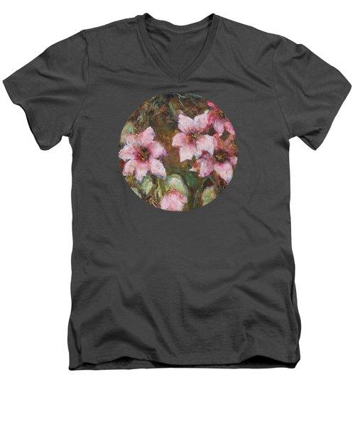 Romance Men's V-Neck T-Shirt by Mary Wolf