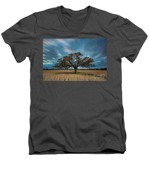 Rooted Waukesha Men's V-Neck T-Shirt