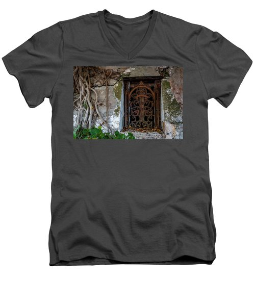Roots And Rust Men's V-Neck T-Shirt