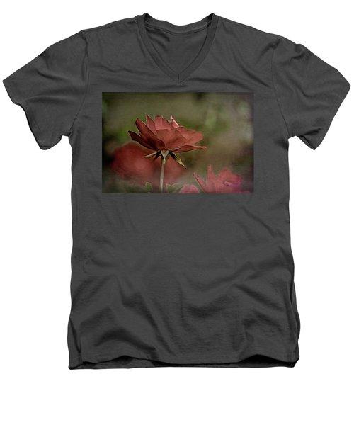 Rose 5 Men's V-Neck T-Shirt