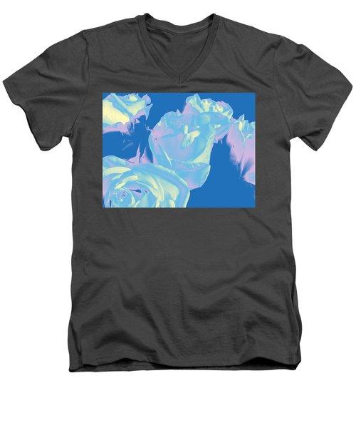 Roses #3 Men's V-Neck T-Shirt