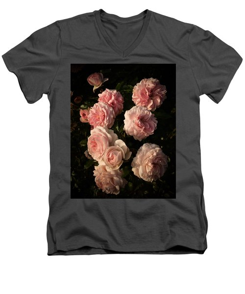 Roses Aug 2017 Men's V-Neck T-Shirt
