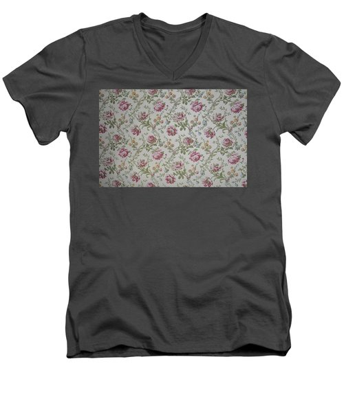 Roses Men's V-Neck T-Shirt