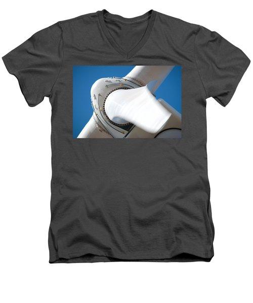 Rotation Men's V-Neck T-Shirt