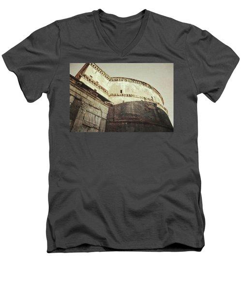 Rotunda Men's V-Neck T-Shirt by JAMART Photography