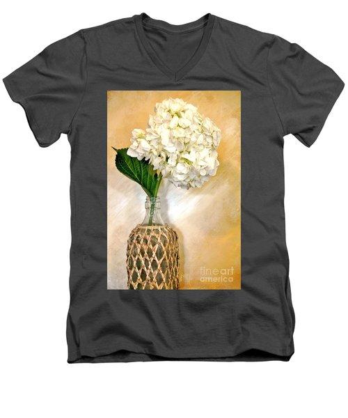 Roxannes Gift To Marsha Men's V-Neck T-Shirt