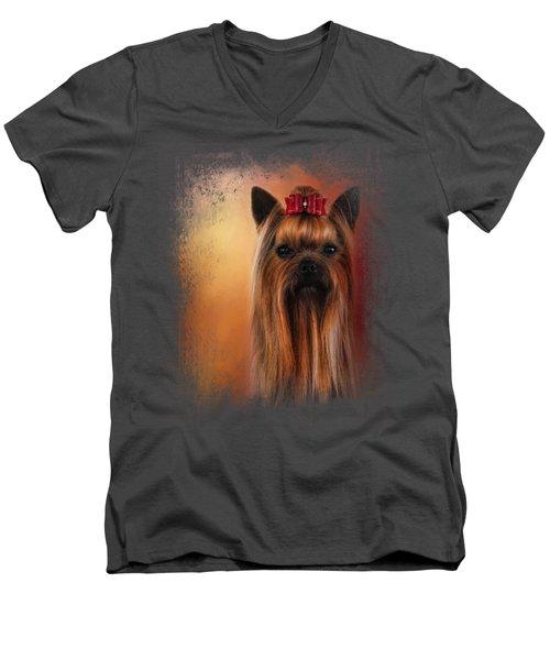 Royal Yorkshire Men's V-Neck T-Shirt