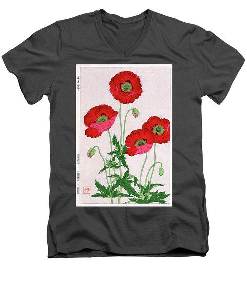 Roys Collection 7 Men's V-Neck T-Shirt