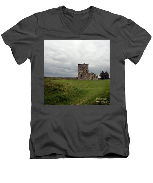 Ruin Men's V-Neck T-Shirt
