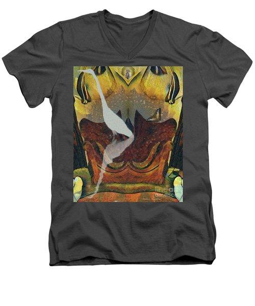 Ruling The Roost Men's V-Neck T-Shirt