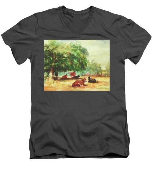 Rumination Men's V-Neck T-Shirt