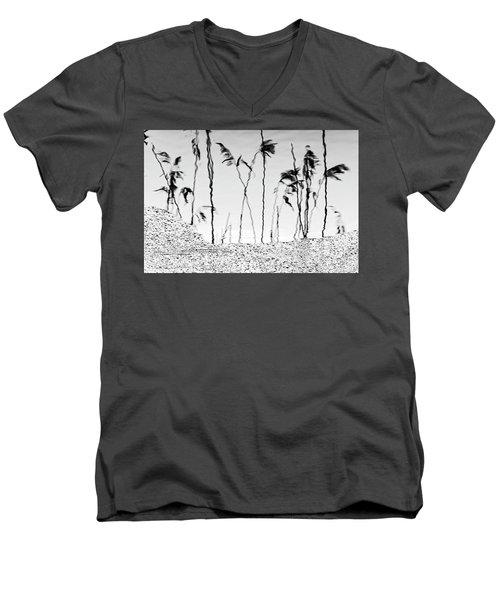 Rush Shadows Men's V-Neck T-Shirt