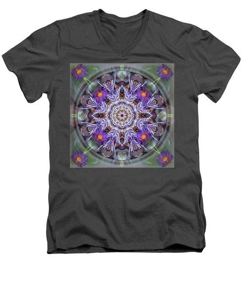 Sacred Emergence Men's V-Neck T-Shirt