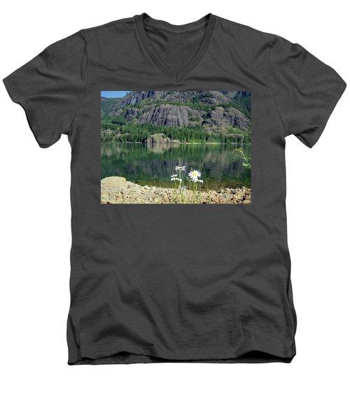 Sacred Space Men's V-Neck T-Shirt