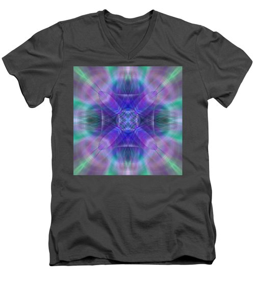 Sacred Space Men's V-Neck T-Shirt