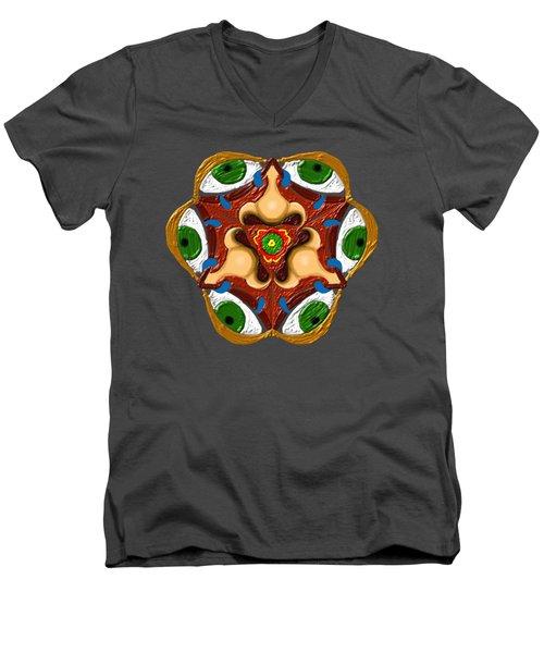 Sad Eyes Men's V-Neck T-Shirt