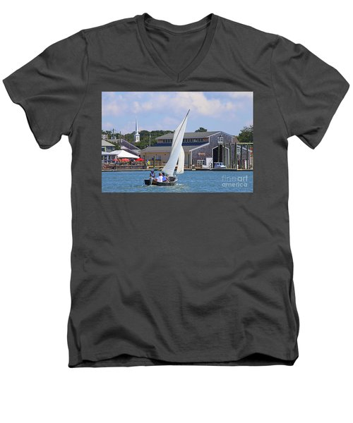Sailing The Dorothy Men's V-Neck T-Shirt