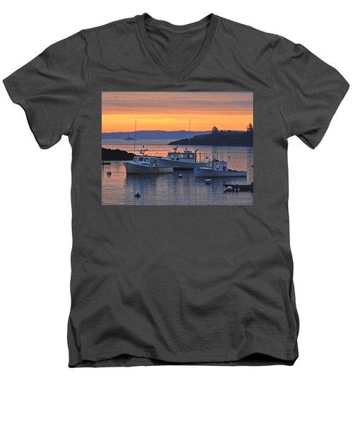 Sailors Dream Men's V-Neck T-Shirt