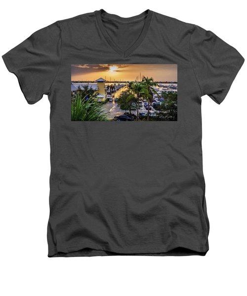 Sailor's Return Men's V-Neck T-Shirt