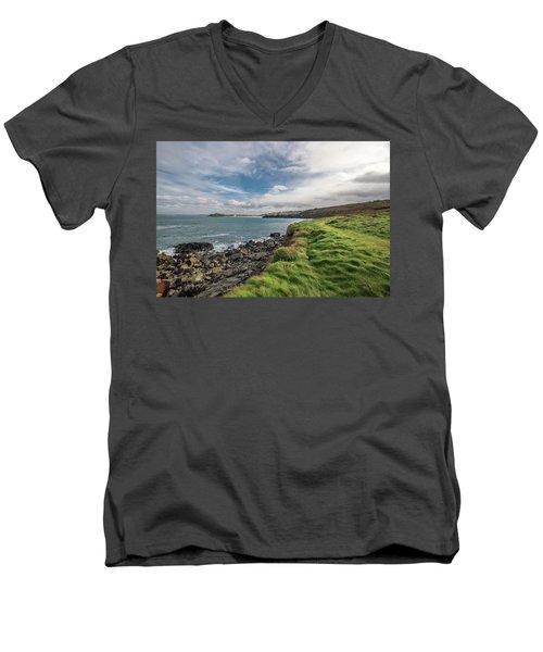 Saint Ives Men's V-Neck T-Shirt