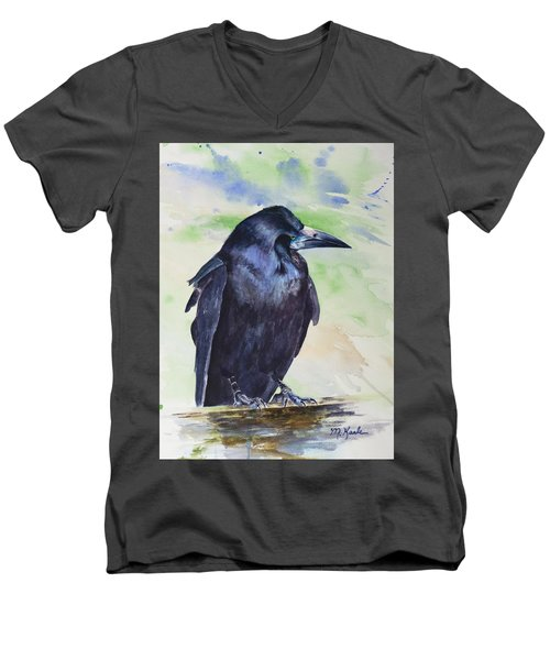 Salisbury Sentinel - Rook Men's V-Neck T-Shirt